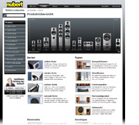Nubert Homepage