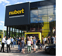 Nubert Logistikzentrum