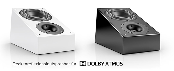 nuLine RS-54 Dolby Atmos Lautsprecher