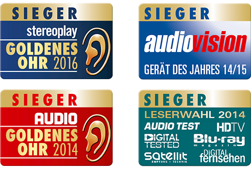 nuPro A-300 - Sieger Stereoplay Goldenes Ohr 2016 und Audio Goldenes Ohr 2014