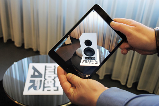nuPro Augmented Reality App