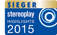 nuVero AW-17 - Sieger Stereoplay Highlights 2015