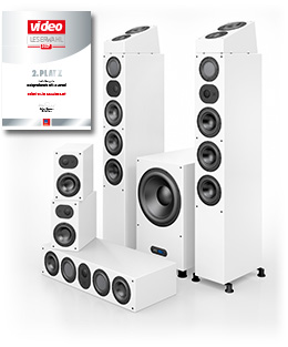 nuBox 513 Surround-Set
