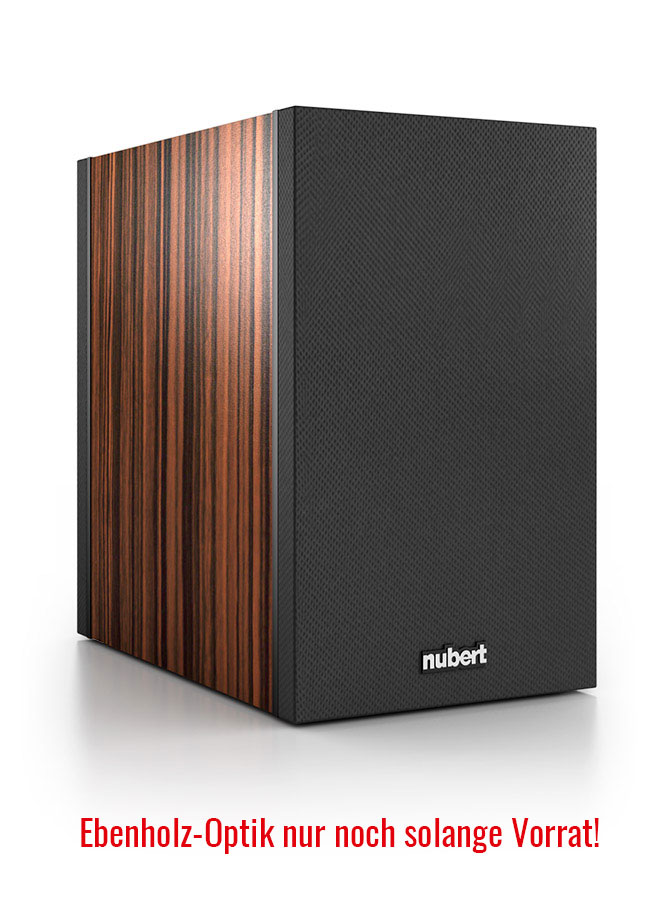 regal dipol lautsprecher nubox 303 von nubert. Black Bedroom Furniture Sets. Home Design Ideas